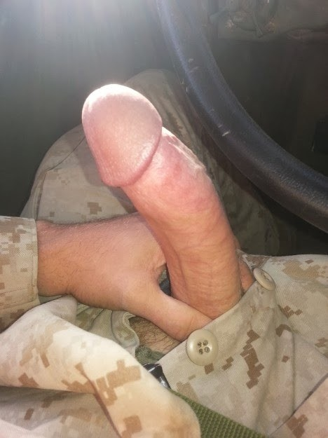 Military cock is the best!-  Post by nomad81152