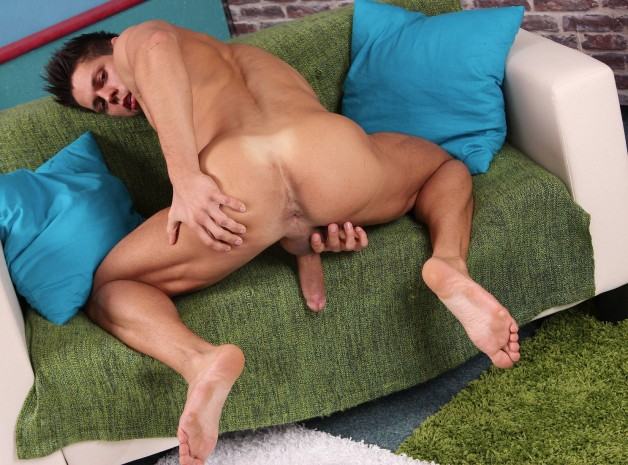 Nude NSFW (Adult Content) #muscle #hairy #curvedcock...