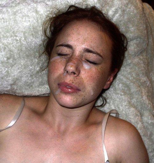 #facial #amateur #freckles-  LinkMedia in topic Cum Sluts by Osgrou
