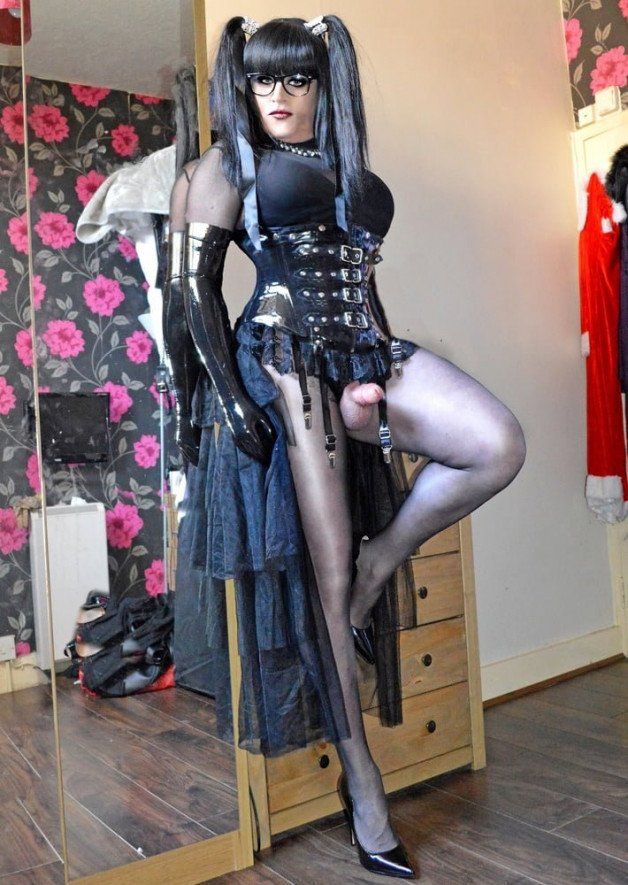 #GurlyCock #Sissy #Crossdresser-  Post in topic I'm a Shemale by JBT Trans
