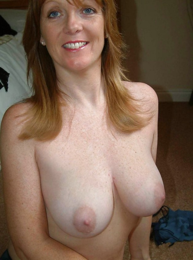 Real Freckled Amateur Housewives