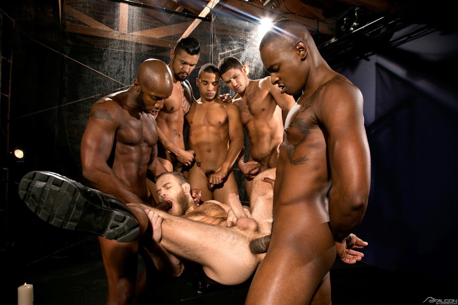 Porno Gay Black Raw Hardcore