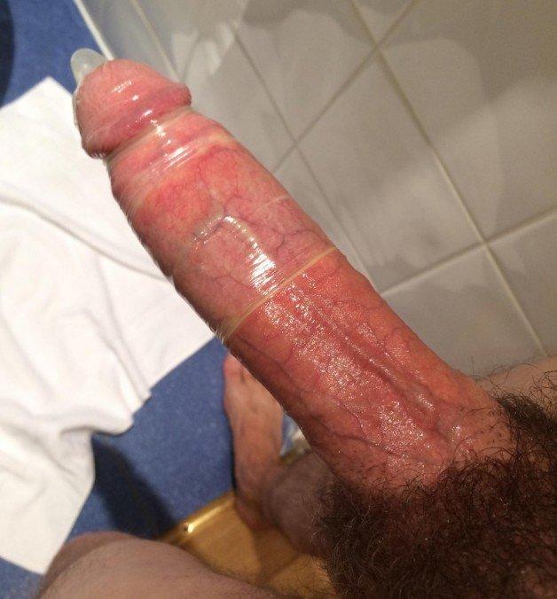 Penis too big for condom