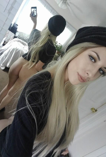 ass-in-the-mirror -  Link in topic Amateurs by RealSex