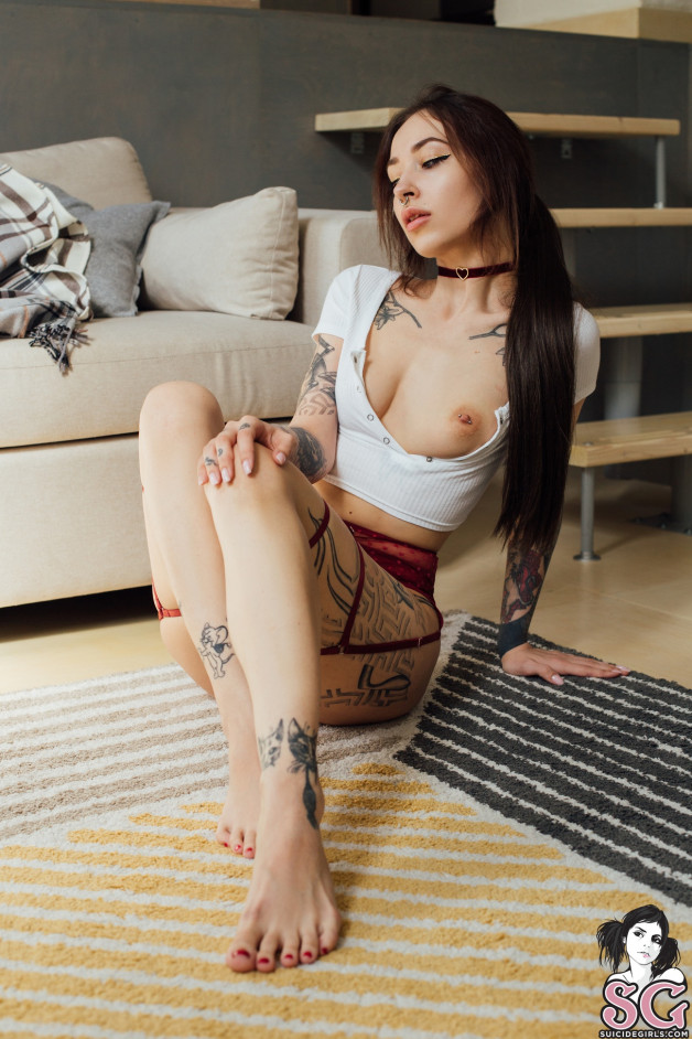 Post in topic Suicide Girls by beauty