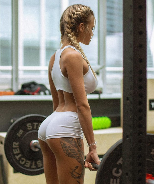 Post in topic Fitness Beauties by PicHunter