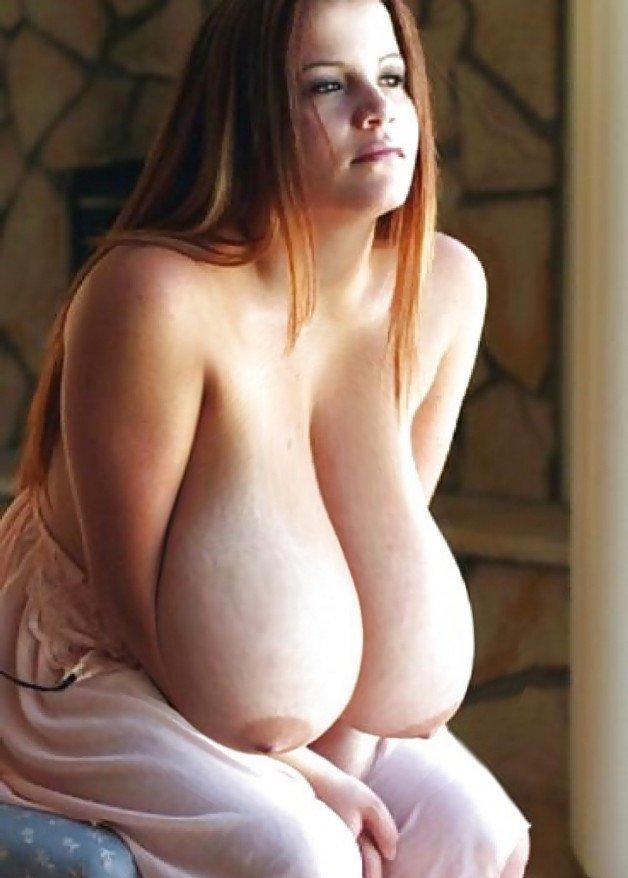 Huge Saggy Breasts Bondage