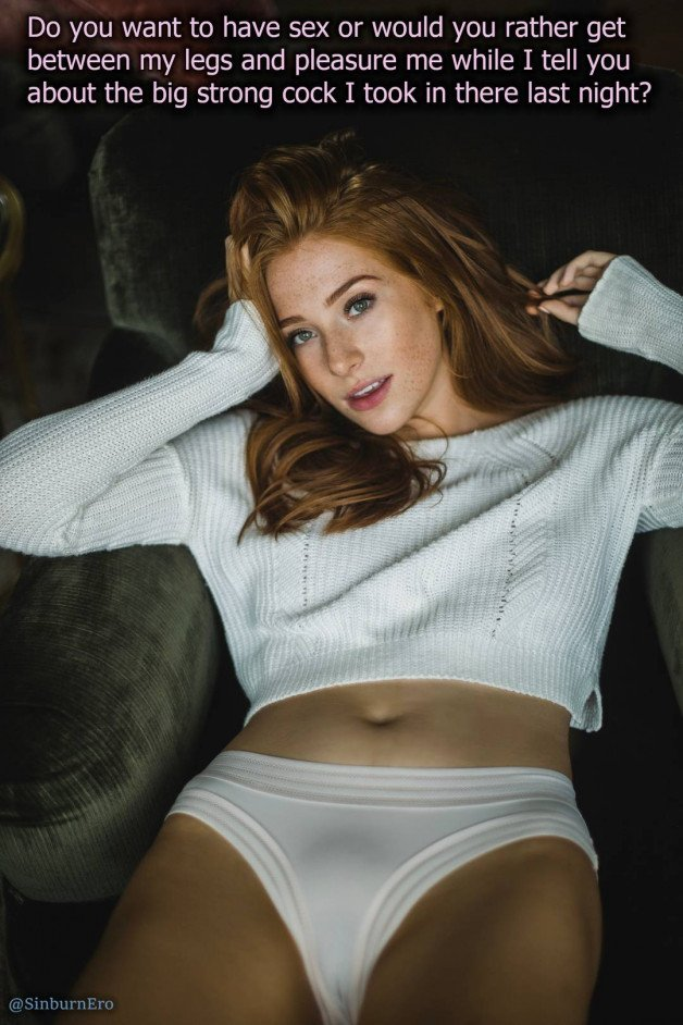 both then again-  Post in topic Panty lines by ATasteofSEX