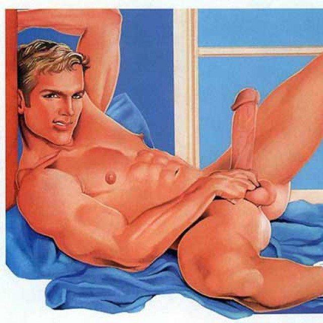 Gay Art & Illustrations