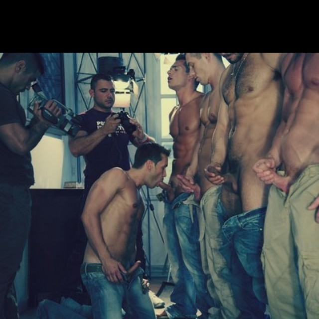 Gay Group Fun