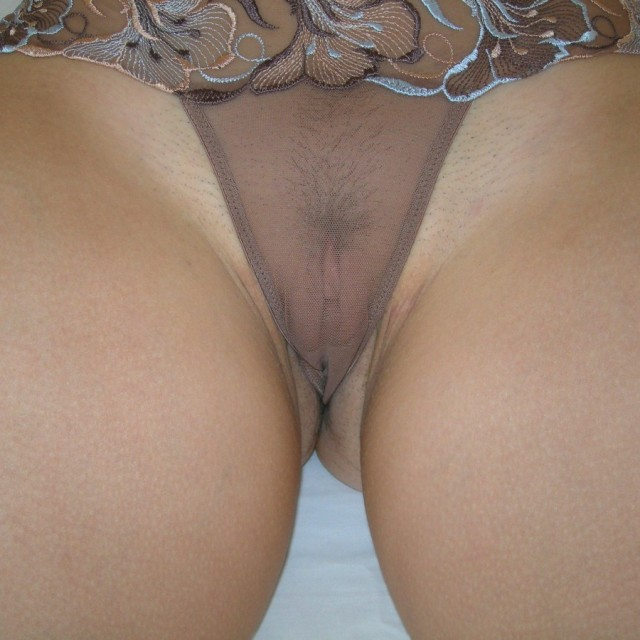 Transparent Panties