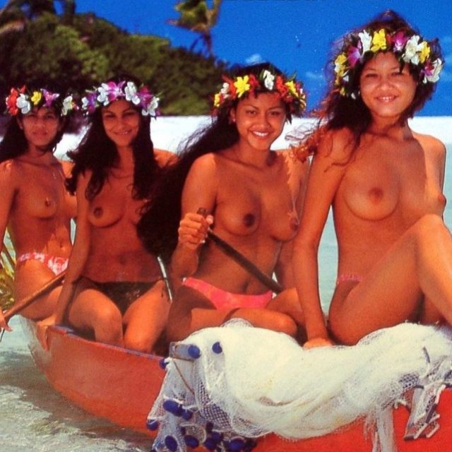Pacific Islander Girls