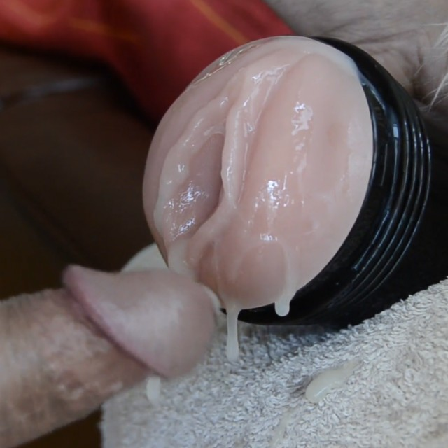Satyr sex toy is a fleshlight