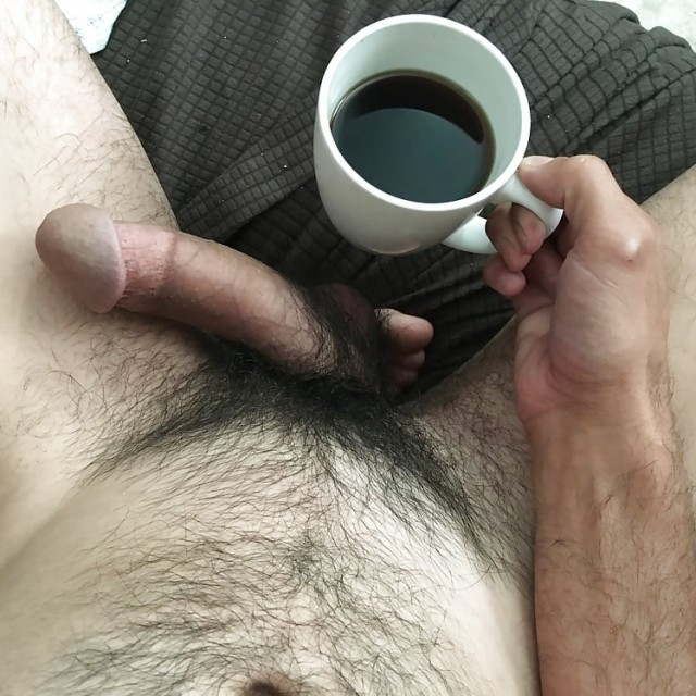 Men with coffee