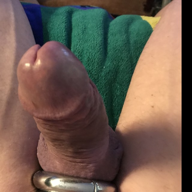 uncut cocks in hand