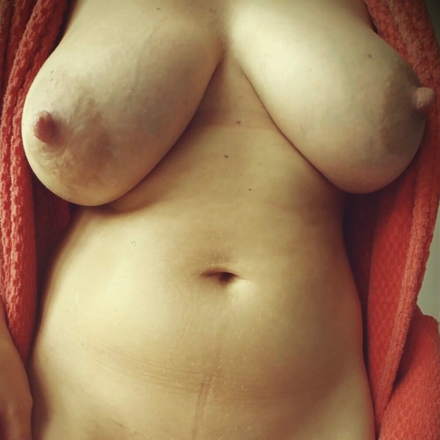 Big Soft Squishy Natural Titties