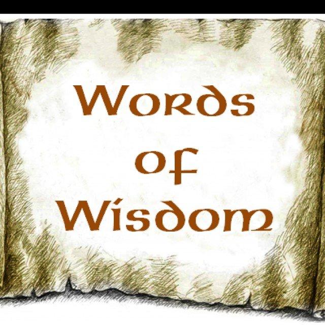 WordsOfWisdom