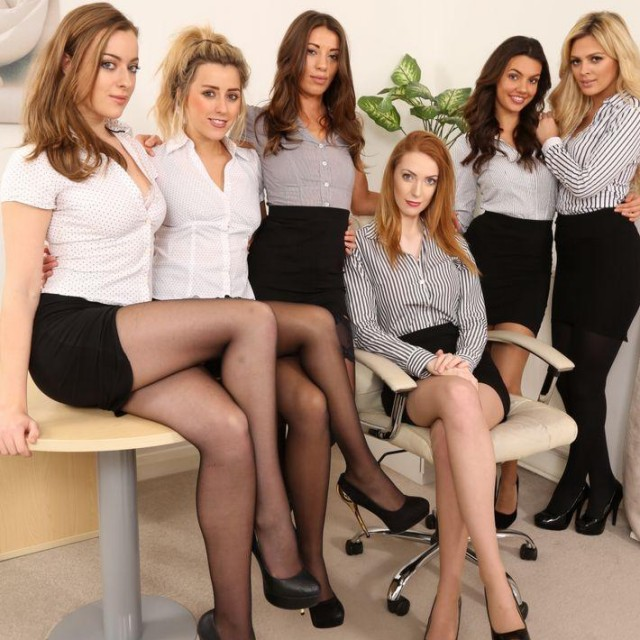 Sexy Secretaries and Office Girls