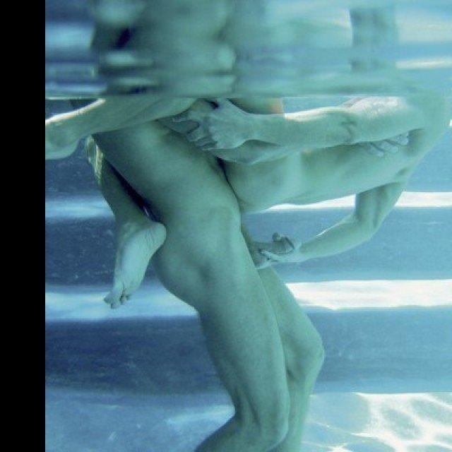 Men Underwater