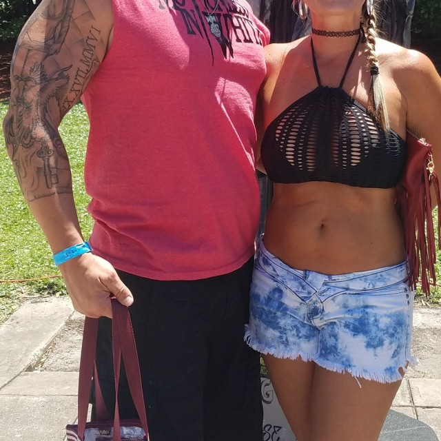 Florida Stag & Vixen Couple