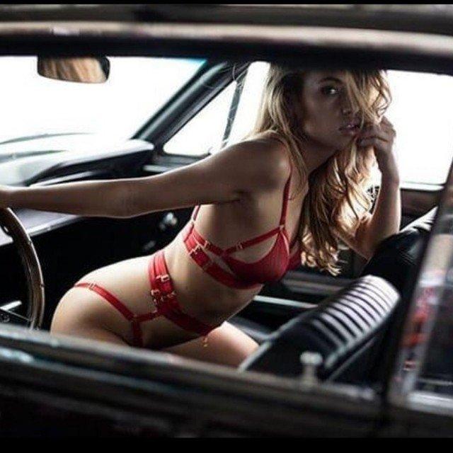 Women + Cars