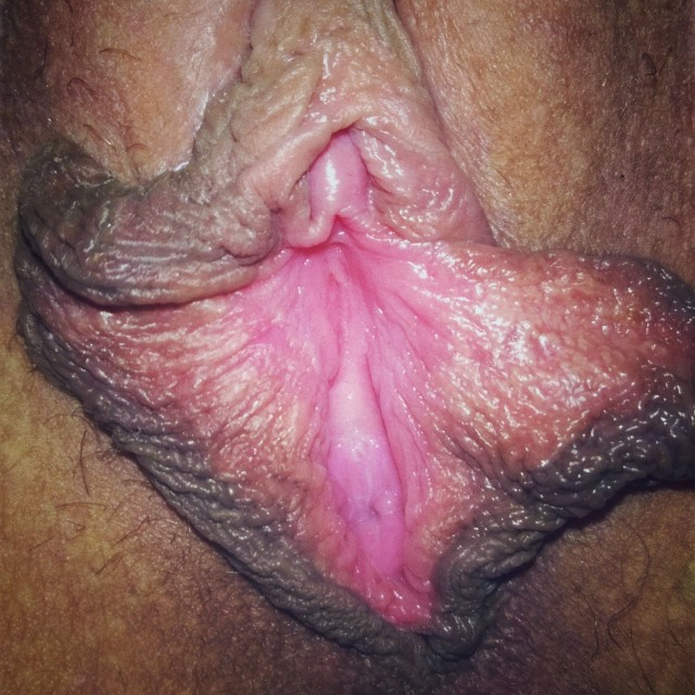 Labia - Beautiful large pussylips