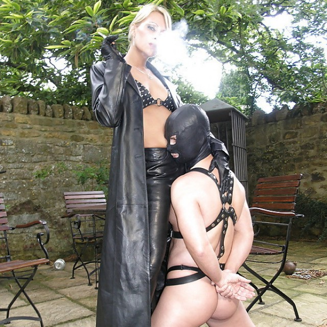 Female Domination of sissy males