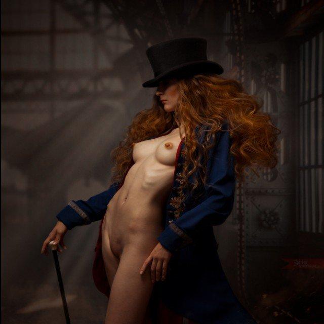 Steampunk and Hippie