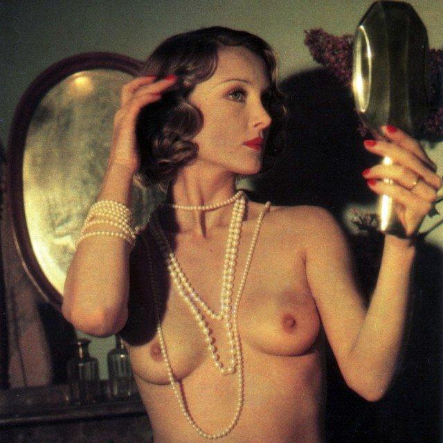 Women Wearing Pearls