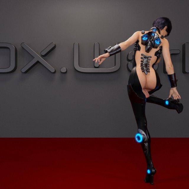 3DX World