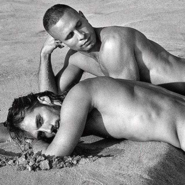 Naked Gay Men