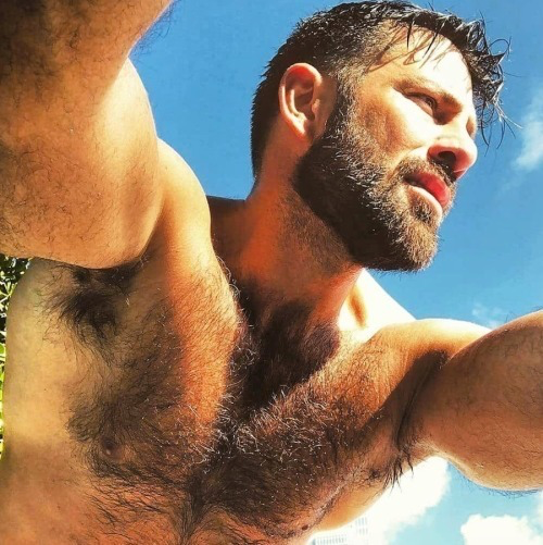 Photo in topic Gay Hairy Armpits by Smitty