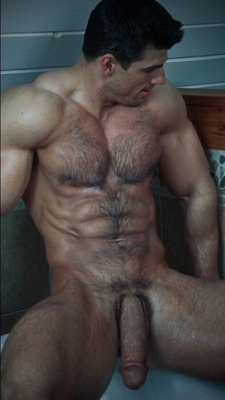 Sexy big dick muscle 😜😜-  Post by Midtwn1