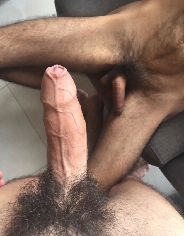 Hairy Men With Big Cocks