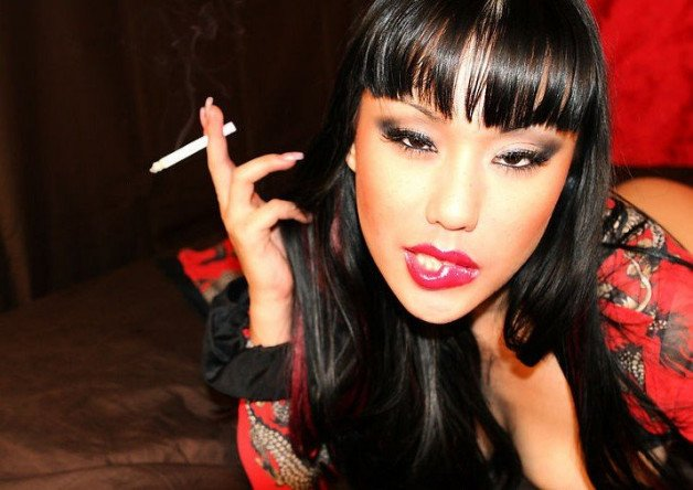 #smoking, #exotic-  Album in topic Smoking babes and Fucking by SwitchForHer