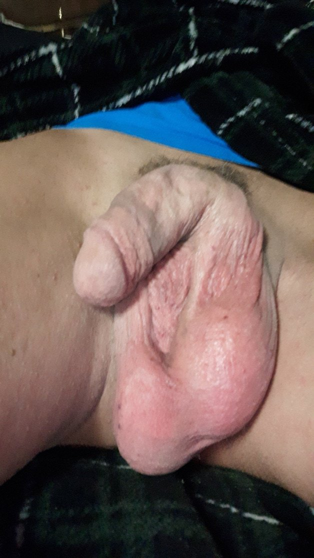 my soft cock and big hanging ball's-  Photo in topic Man Cocks by Fathead1