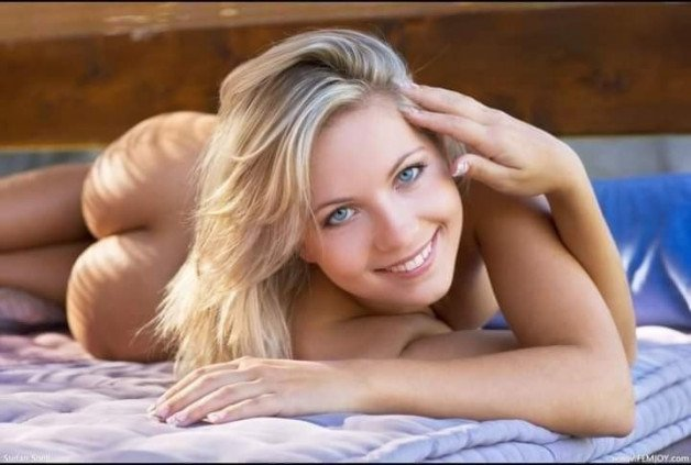 Photo in topic Blondes Are Beautiful by sparkymark58