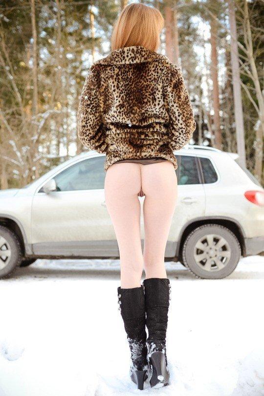 Photo in topic Winter Cuteness by oppoten