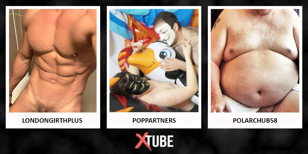 They're so good at being naughty!! Find them on @Xtube...