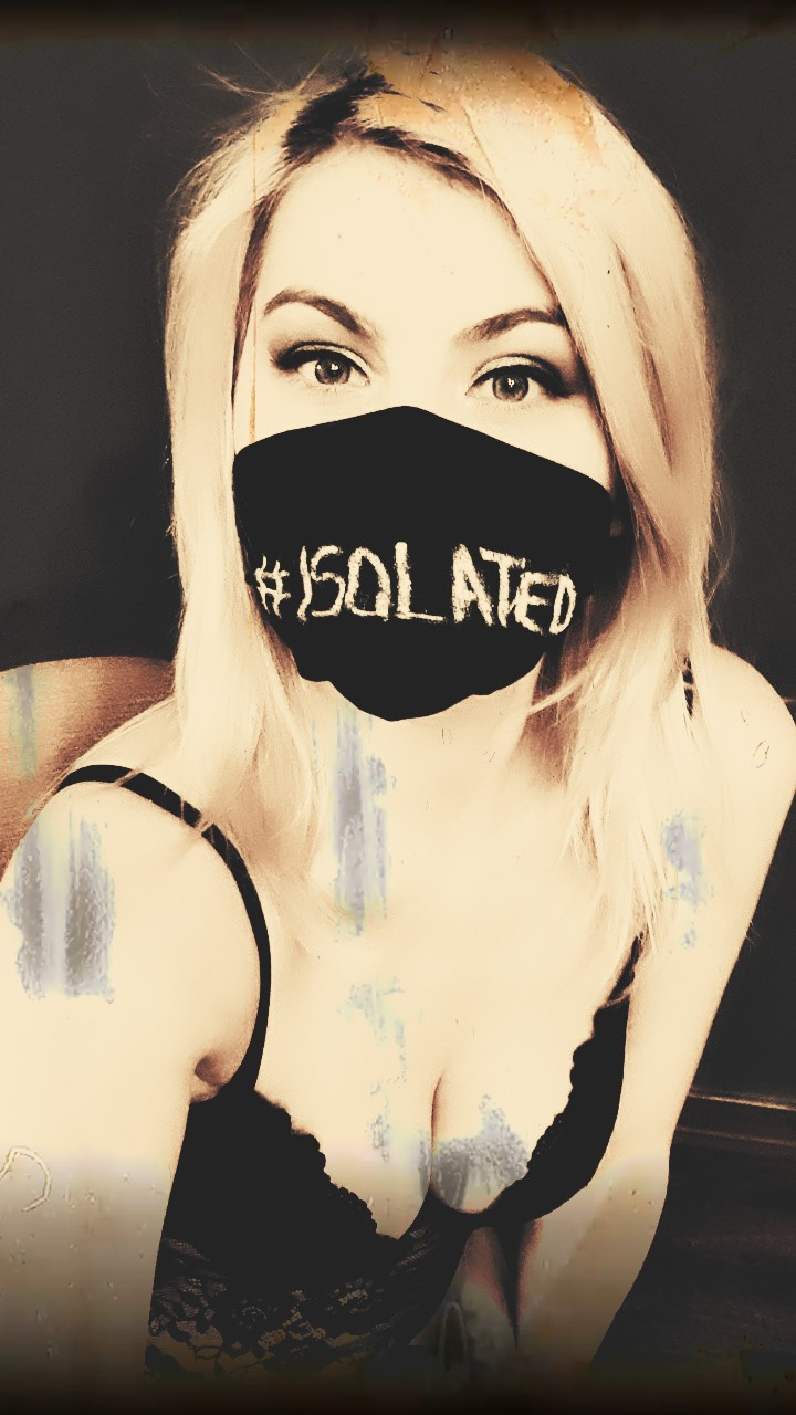 #isolated !!! New vids coming soon shoot in quarantine with...