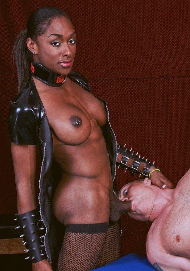 Strict ebony mistress maria ryder is facesitting her white slave boy