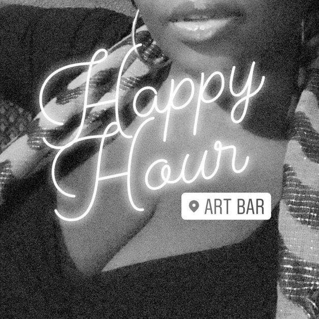 Having the best #HappyHour drinks in Manhattan with my best...