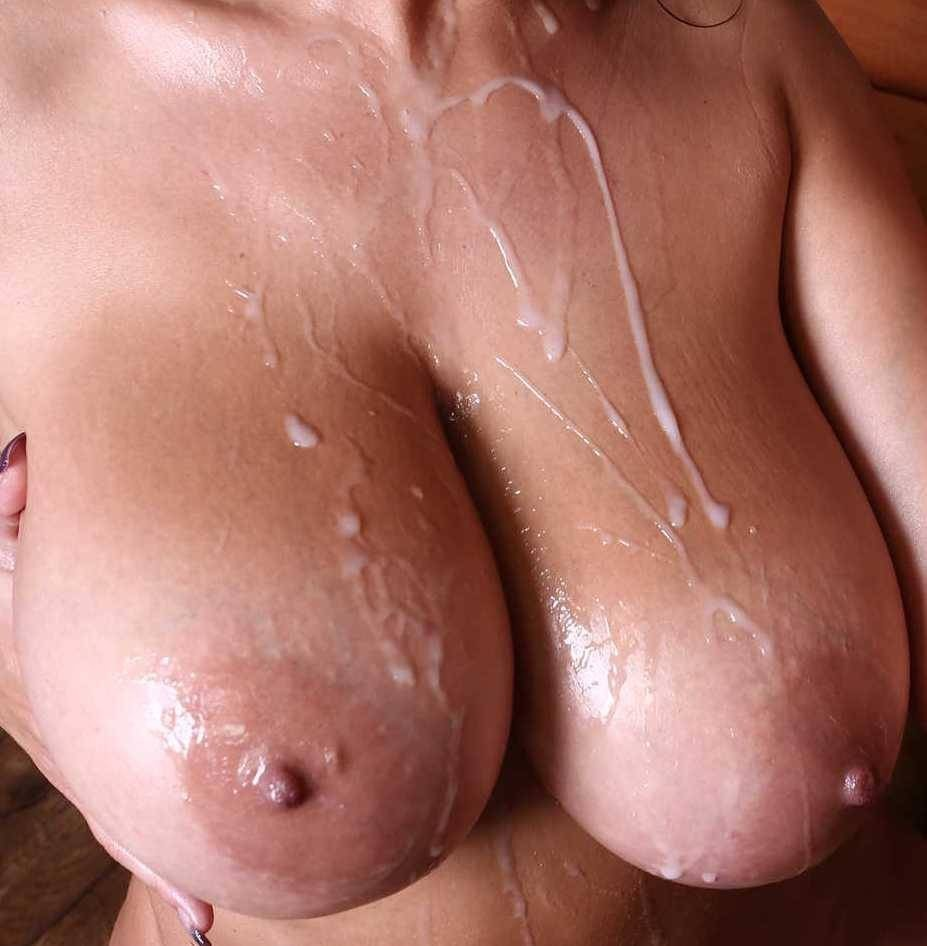 Big tits fake fakes cumshot big tits breasts breast boobs sperm milf