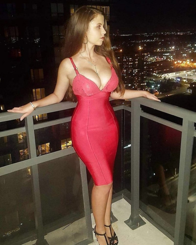 Photo in topic tightdresses by KarinaClarketv