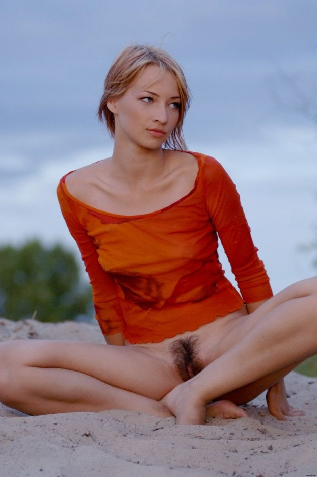 #Luka #hairy #gorgeous #outdoors #beach #bottomless-  Photo in topic Hairy and gorgeous by pinkdolphin