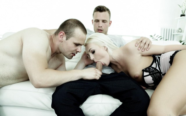 Bisexual, into pegging or just curious?