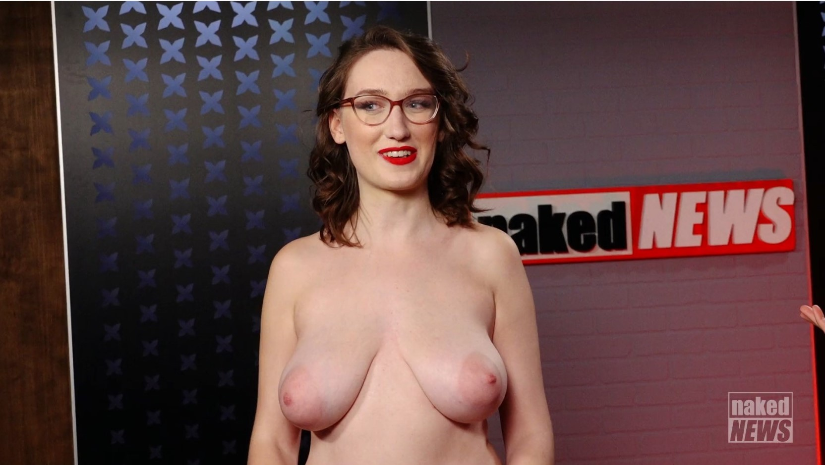 #Louise hopes for a career at #NakedNews.-  Photo in topic Beautiful Breasts by sunflower22a