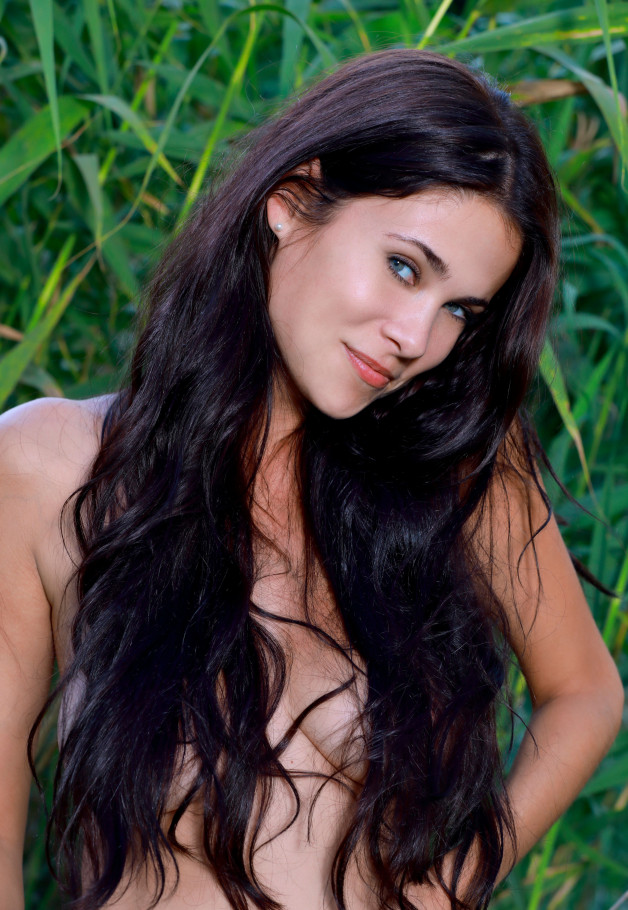 #Martina is very proud of her beautiful long hair.-  Photo in topic Beautiful long hair by sunflower22a