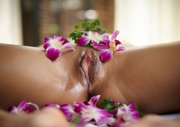 #Pin celebrating the beauty and sensuality of her pussy with...