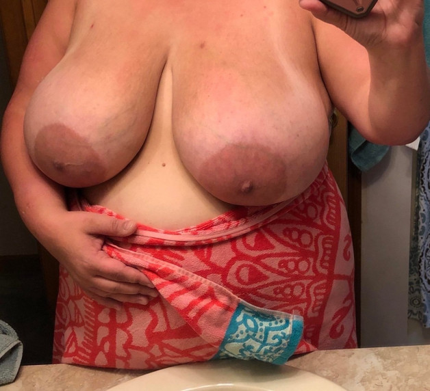 Photo in topic Saggy tits by Nudistswinger